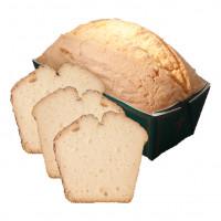 Rührkuchen frisch gebacken - glutenfrei