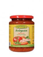 Tomatensauce Bolognese vegetarisch - glutenfrei