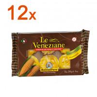 Sparpaket 12 x Le Veneziane Fettucce - glutenfrei