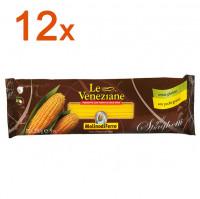 Sparpaket 12 x Le Veneziane Gli Spaghetti - glutenfrei