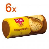 Sparpaket 6 x Doppelkeks Sorrisi - glutenfrei