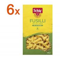 Sparpaket 6 x Fusilli - glutenfrei