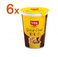 Sparpaket 6 x Milly Gris & Ciocc - glutenfrei
