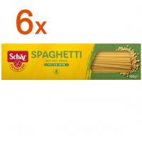 Sparpaket 6 x Spaghetti - glutenfrei