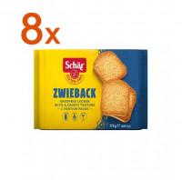 Sparpaket 6 x Zwieback - glutenfrei