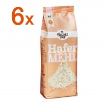 Sparpaket 6 x Hafermehl - glutenfrei