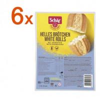 Sparpaket 6 x Helles Brötchen - glutenfrei