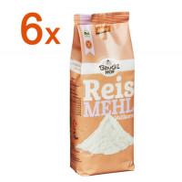 Sparpaket 6 x Reismehl Vollkorn - glutenfrei