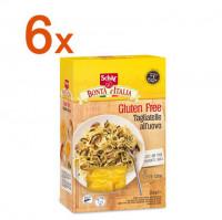Sparpaket 6 x Tagliatelle - glutenfrei