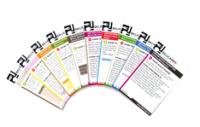 Foodcard Laktose-Intoleranz - glutenfrei