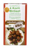 4-Korn Brösel - glutenfrei