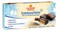 Glutenfreie Dominosteine mit Zartbitterschokolade - glutenfrei