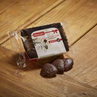 Lebkuchenherzen Zartbitter - glutenfrei