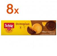 Sparpaket 8 x Orangino - glutenfrei