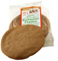 Buchweizen Fladen - glutenfrei