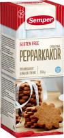 Pepparkakor Knusper-Zimties - glutenfrei
