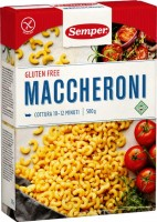 Maccheroni - glutenfrei