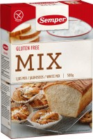 Mix Backmischung - glutenfrei