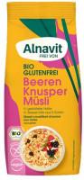 Bio Beeren Knusper Müsli - glutenfrei