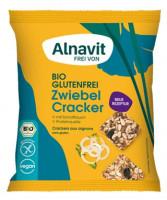 Bio Zwiebel Cracker - glutenfrei