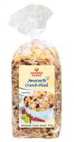 Amaranth-Crunch-Müsli - glutenfrei