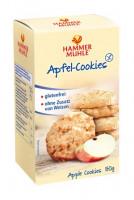 Apfel-Cookies - glutenfrei