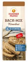 Back-Mix Körnerbrot - glutenfrei