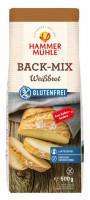 Back-Mix Weißbrot - glutenfrei