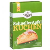 Schneller Apfelkuchen Backmischung - glutenfrei