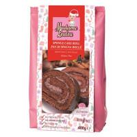 Backmischung für Biskuitrolle mit Kakao - glutenfrei