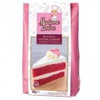 Backmischung für Red Velvet Kuchen - glutenfrei