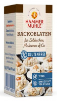 Glutenfreie Backoblaten - glutenfrei