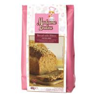 Backmischung für ballaststoffreiches Brot - glutenfrei
