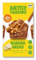 Bio Backmischung Banana Bread - glutenfrei