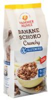 Banane Schoko Crunchy - glutenfrei