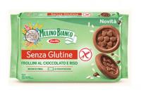Frollini Kekse mit Schokolade - glutenfrei