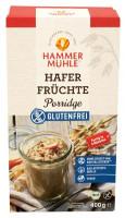 Bio Hafer-Früchte-Porridge - glutenfrei