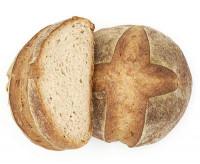 Bio Krustenbrot frisch gebacken - glutenfrei