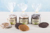 Bio Nürnberger Elisenlebkuchen mit Zuckerglasur - glutenfrei