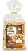 Bio Nuss Crunchy mit gerösteten Haselnüssen - glutenfrei