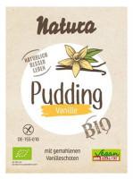 Pudding Bourbon-Vanille 3 Stück - glutenfrei