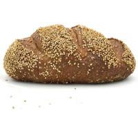 Bio Sesam-Honig-Brot frisch gebacken - glutenfrei