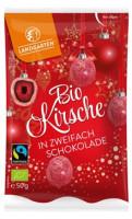 Bio Kirsche in zweifach Schokolade - glutenfrei