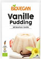 Vanille Pudding mit Bourbon-Vanille - glutenfrei