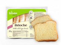 Brioche süßes Brot - glutenfrei