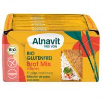Bio Brot Mix 4 Sorten - glutenfrei