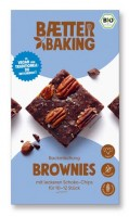Bio Backmischung Brownies - glutenfrei