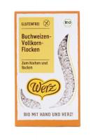 Vollkorn Buchweizen Flocken - glutenfrei