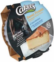 Sweet Protein Orange-Quarkkuchen ohne Zuckerzusatz - glutenfrei