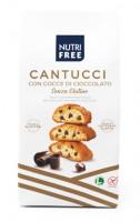 Cantucci mit Schokoladenstückchen - glutenfrei